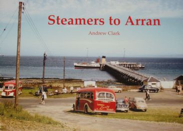 Steamers to Arran, by Andrew Clark